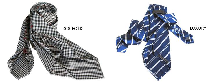 Krawaty Six Fold